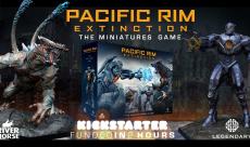Le jeu de plateau Pacific Rim : Extinction réussit sa campagne de crowdfunding