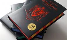 Choisissez votre maison avec l'édition collector du premier Harry Potter chez Gallimard