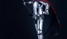 Star Wars : Kotobukiya dévoile une superbe statue de Captain Phasma