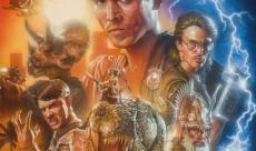 Kung Fury II : Arnold Schwarzenegger sera président des USA