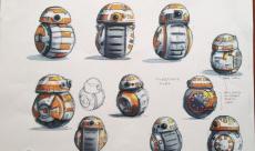Une nouvelle série de concept-arts pour Star Wars : The Force Awakens