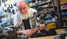 Phil Tippett, géant des effets spéciaux (Robocop, Star Wars) sera récompensé au prochain Paris Images Digital Summit