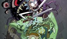 Les comics Rick & Morty annoncent un crossover avec Donjons & Dragons