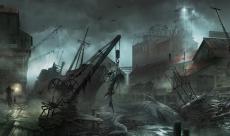 Lovecraft inspire un nouveau jeu-vidéo, The Sinking City