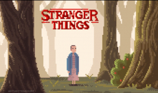 Stranger Things pourrait avoir un jeu 8-bit
