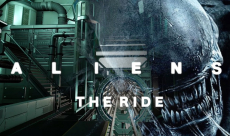 Un fan crée un parc d'attraction Alien complètement fou sur Planet Coaster