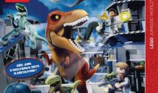 Un premier aperçu des Lego Jurassic World