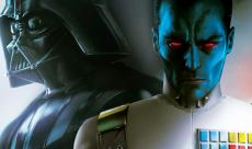Star Wars : le prochain roman consacré à Thrawn s'offre une couverture et un titre