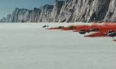 Un nouvel engin de Star Wars : Les Derniers Jedi se dévoile dans un leak