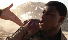 The Force Awakens : un spot TV centré sur Finn