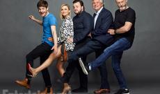 Entertainment Weekly révèle une jolie série de portraits pour la SDCC