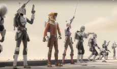 Star Wars Rebels : retour sur les débuts de la saison 4