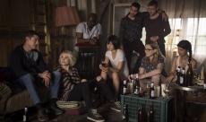 Sense8 : des images du tournage parisien