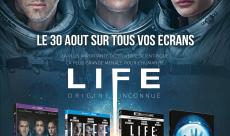 Life annonce la date de sa sortie vidéo