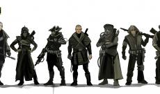 Star Wars : un concept-art inédit pour les Knights of Ren