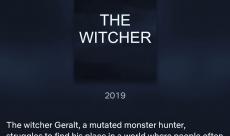 La série The Witcher sortira plus tôt que prévu