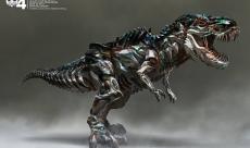 De nouveaux concept-arts pour les Dinobots