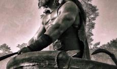 Encore une photo de The Rock dans Hercules
