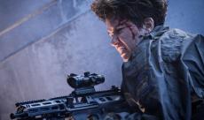 Katherine Waterston attaque dans une nouvelle image d'Alien : Covenant