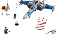 Des images officielles pour les sets Lego Star Wars de cet été