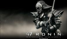 Un long trailer pour 47 Ronin