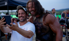 Trente images pour Hercules avec The Rock
