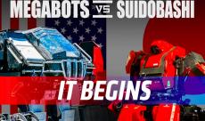 Revivez le match de robots géants entre le Japon et les Etats-Unis