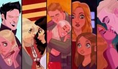 Une intro' animée fabuleuse pour Buffy contre les Vampires
