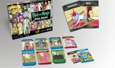 Don't Panic Games prépare un jeu de plateau Rick & Morty