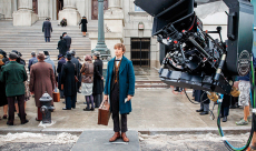 Une Featurette présentée par J.K.Rowling pour Les Animaux Fantastiques