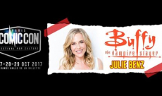 La Comic Con Paris passe en mode Buffy pour son édition 2017