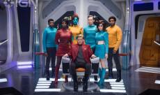 Black Mirror Saison 4 se la joue Star Trek dans de premières photos