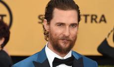 Matthew McConaughey pourrait rejoindre le casting de La Tour Sombre