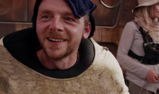 Simon Pegg crucifie la prélogie Star Wars