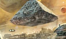 Les éditions Critic font appel à Niko Henrichon pour illustrer la couverture de Pyramides de Nicolas Benassaya