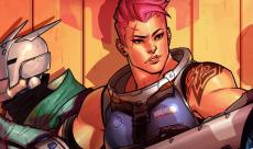 Overwatch : découvrez la bande-dessinée consacré à Zarya