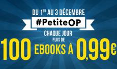 Pendant 3 jours, Bragelonne offre 300 titres de son catalogue numérique à 0,99€