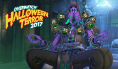 Le nouvel événement Halloween d'Overwatch dévoile quelques-uns de ses skins