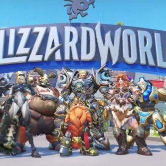 Overwatch dévoile une nouvelle map et des skins à la gloire de Blizzard