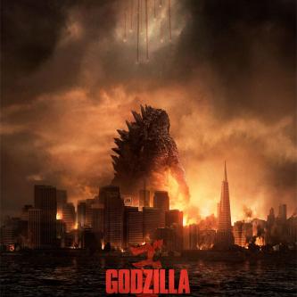 Une seconde affiche pour Godzilla