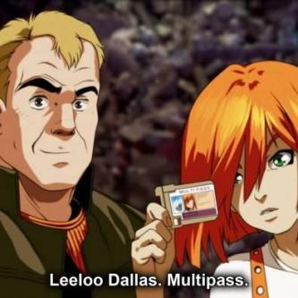 Un fan réinvente Le Cinquième Élément à la sauce Anime