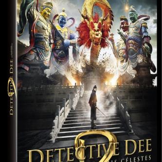 Detective Dee : la légende des rois célestes s'offre un long entretien avec Tsui Hark pour sa sortie Blu-Ray