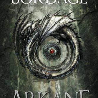 Le tome 2 d'Arkane le roman de fantasy de Pierre Bordage se dévoile