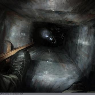 Neill Blomkamp partage des concept arts inédits de son Alien 5 avorté