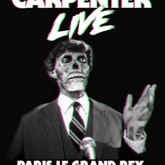 John Carpenter donnera un concert au Grand Rex en novembre