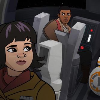 Les Porgs débarquent dans Star Wars : Forces of Destiny