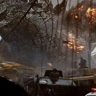 Un nouveau poster pour Godzilla