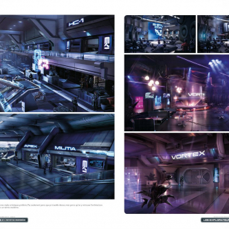 Mana Books annonce un superbe artbook consacré à Mass Effect Andromeda