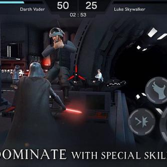 Star Wars s'offre un nouveau jeu mobile en la personne de Rivals