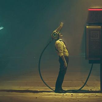 Andy Muschietti et les frères Russo vont adapter un roman illustré, The Electric State, en film